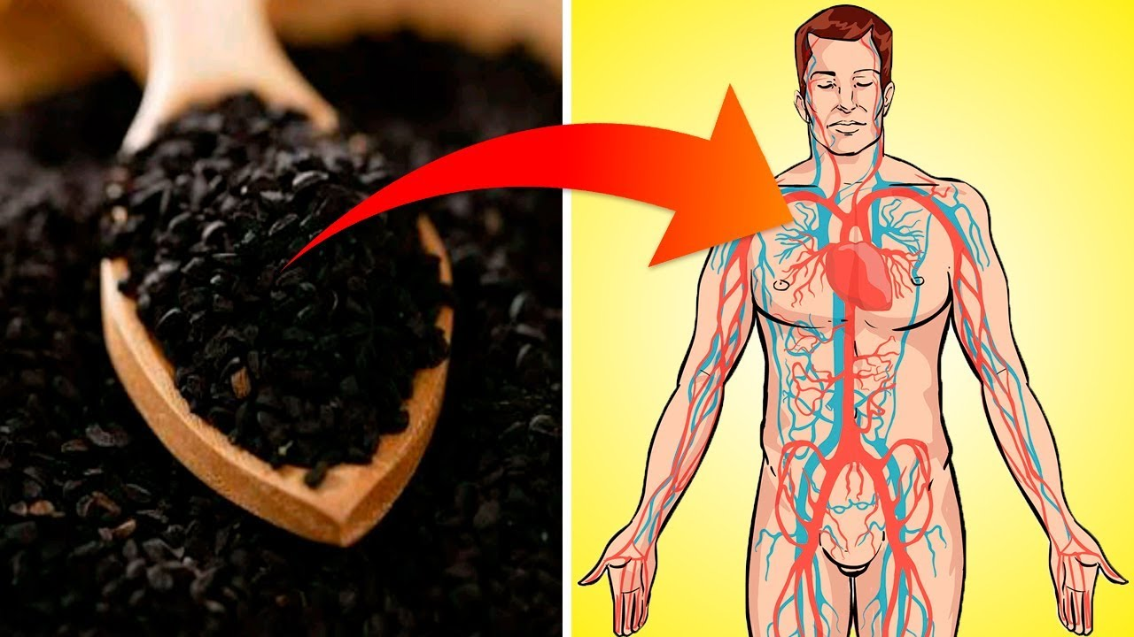 9 Reasons To Have A Teaspoon Of Black Cumin Seed Oil Every Day