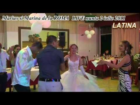 Marius si Marina de la ROMA LIVE