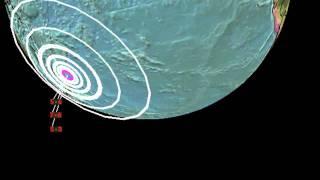 ALERT - Magnitude 7.6 Earthquake