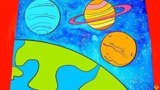 Kolay uzay cizimi