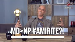 """""""Nurse Practitioners are DUMB AND I HATE THEM"""" 