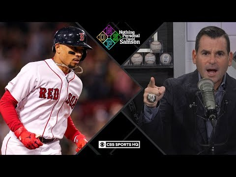 Here's why Boston Red Sox will hire Chaim Bloom | Nothing Personal with David Samson