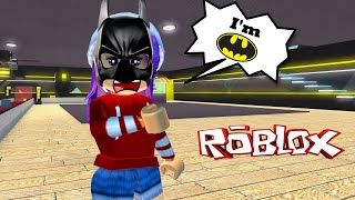 ROBLOX SUPERHERO TYCOON | I'M BATMAN! | RADIOJH GAMES