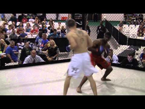 Terry Davis vs. Mason Howard - Art Of War Fighting Championships 7