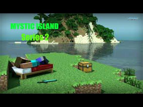 Minecraft   Hardcore   Mystic Island   Series 2   Part 1