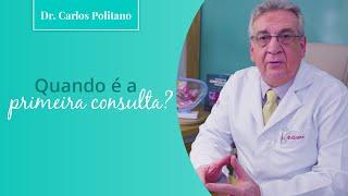 Primeira consulta com ginecologista | Dr. Carlos Politano