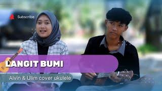 Download Lagu LANGIT BUMI COVER UKULELE ULIM DAN ALVIN mp3