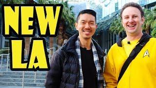 New Downtown Los Angeles Tour w/ Brigham Yen