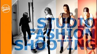 Fashion Photography in the Studio(Fashion Fotografie: Michael Damböck photographs the new collection by Julia Herbich in his Studio in Stuttgart, Germany. http://www.michaeldamboeck.com., 2013-08-05T17:46:24.000Z)