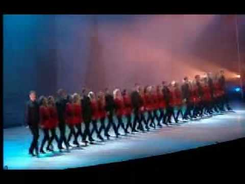 Irish Step Dancing (Best show in 2007) Riverdance