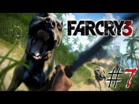 """Смотреть прохождение игры Far Cry 3. Серия 7 """"Да где же она???."""""""