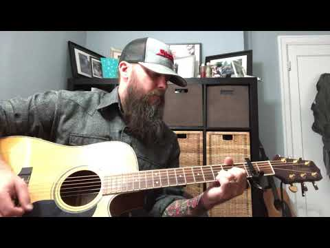 Colter Wall Cover - Plain To See Plainsman