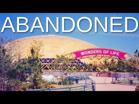 Abandoned - Epcot's Wonders of Life
