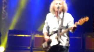 Status Quo Is There A Better Way. Frantic Four. Front Row!!. Manchester Apollo 6.3.13