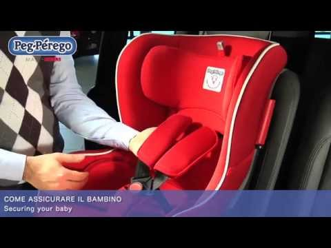 Peg Perego - Car Seat - Viaggio 1Duo Fix
