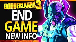Borderlands 3 | Gearbox Give New Info On ENDGAME,