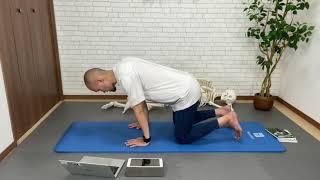体幹の関節を極める!「肩甲骨②」(部分カット)