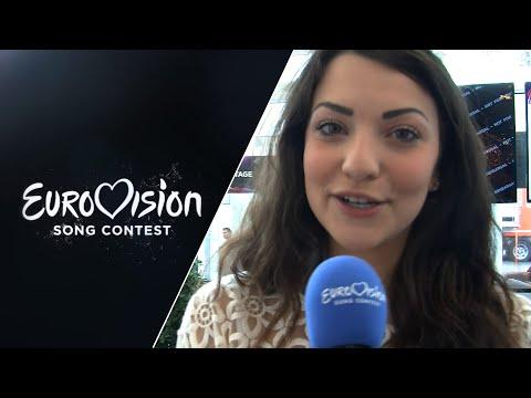 Countdown to SF1: Anita Simoncini from San Marino looking forward to her Semi-Final