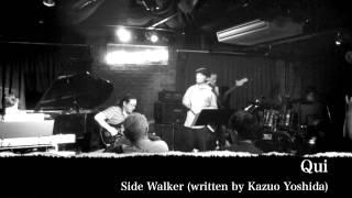 Qui - Side Walker - Live at Welcome Back, Tokyo 11-September-2013 T...