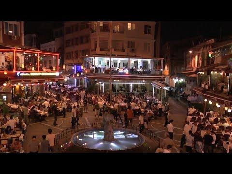 Istanbul Kumkapi Restaurants 2015