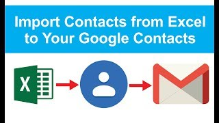 How to Import Contacts From Excel File to Your Google Contacts