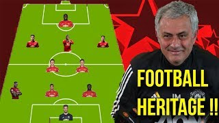 Manchester United Line Up 2018/19 with Fred , Bale Alex sandro , Ronaldo | Transfer news 2018