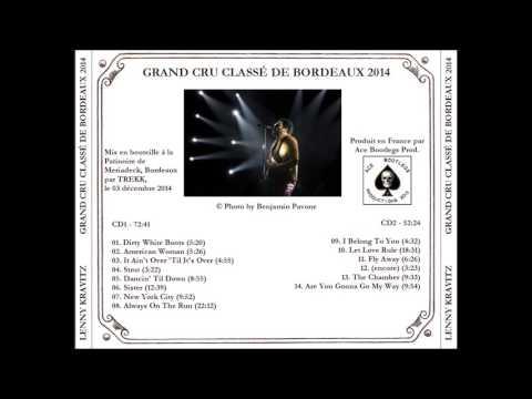 Lenny Kravitz 2014 03 12 Bordeaux France 08  Always On The Run