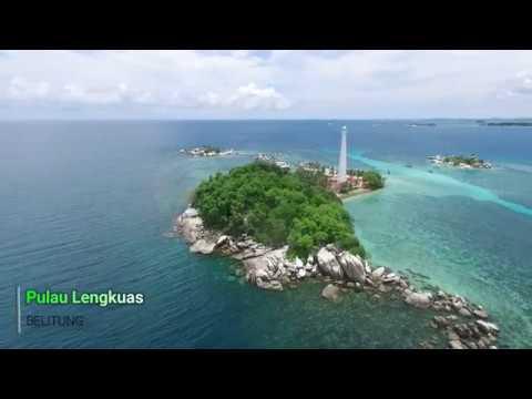 Simphor Travel Wisata Belitung Pesona Pulau Lengkuas Belitung