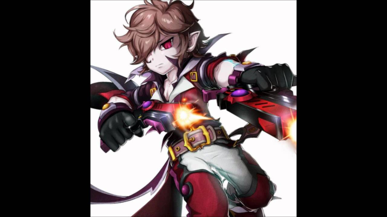 Grand Chase - Luxus Voice Pack - YouTube