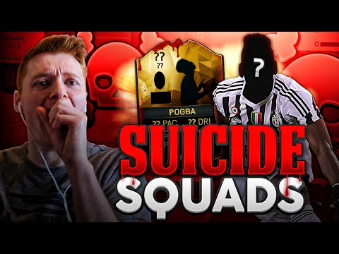 FIFA 16 - THE CHEAP IF POGBA!!! | IMPOSSIBLE SUICIDE SQUADS!!!
