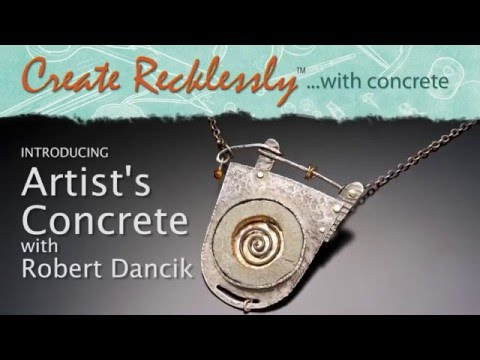 BEADSMITH product spotlight on  Artist's Concrete from Create Reckless™