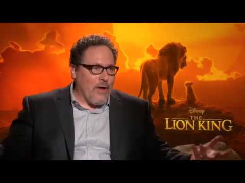 The Lion King Director Jon Favreau on His Safari & Stepping into His Destiny