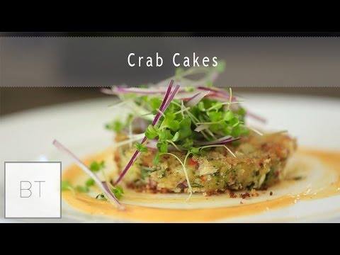 how to cook crab cakes youtube