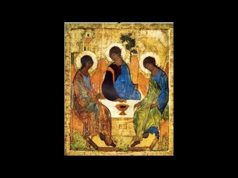 Царю Небесный,Утешителю,Душе Истины