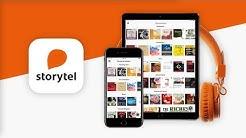 Hörbücher und Bücher in einer App // Storytel (Das große Tutorial)