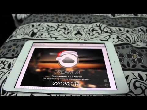iOS jailbreak 6.0.2 iPhone 5 and iPad mini