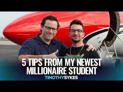 5 Trading Tips From My Newest Millionaire Student — Jack Kellogg!
