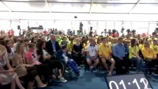 Дебаты 2016. Владимир Жириновский, Геннадий Зюганов, Сергей Миронов, Сергей Неверов.