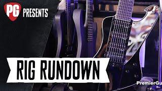 Rig Rundown - Meshuggah
