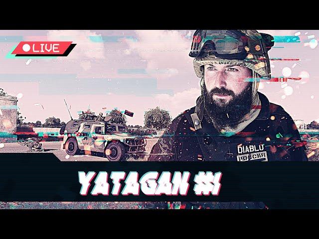 [ES] OPERACIÓN YATAGAN (Episodio #1)- Fuerzas Armadas de Rusia / Русская армия - Squad ALPHA