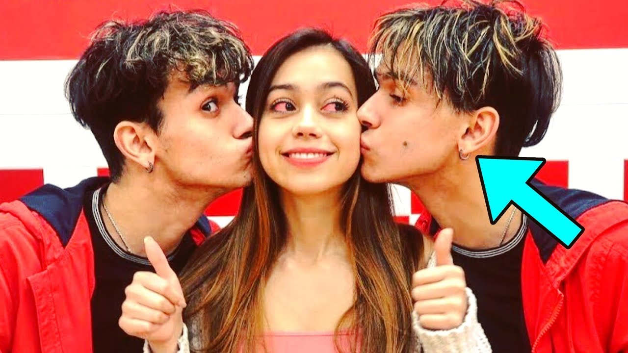 💃🏻 IVANITA LOMELI Top 10 Things You Didn't Know !! 🌟 w/ LUCAS and MARCUS DOBRE 🔥 Born2BeViral 🔥 image