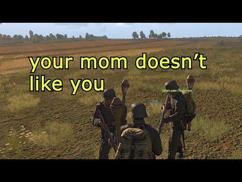 Your Mom... | The Resistance - Arma 3 Funny Moments