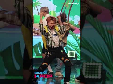[Fancam/직캠] Jinho(진호) _ PENTAGON(펜타곤) _ Shine(빛나리) _ Simply K-Pop _ 051118