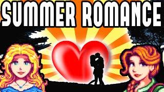 STARDEW VALLEY SUMMER: Stardew Valley Relationship Guide (Stardew Valley Gameplay #2)