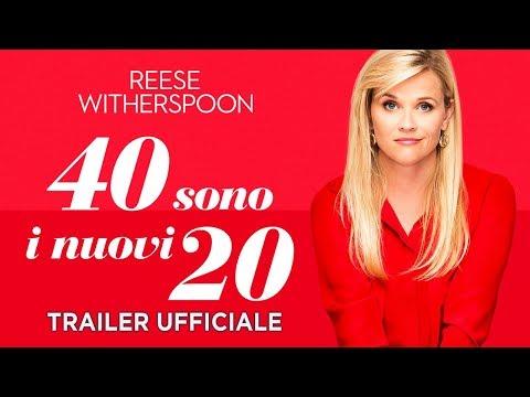 40 sono i nuovi 20 (Reese Witherspoon) - Trailer italiano ufficiale [HD]