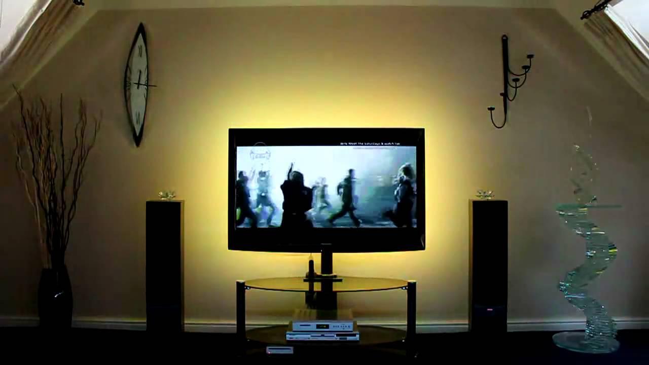 TV bias lighting & TV bias lighting - YouTube azcodes.com