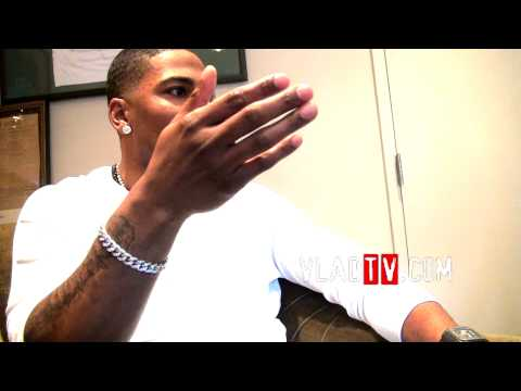 Exclusive: Nelly Explains His Role With The Bobcats & Relationship With Michael Jordan
