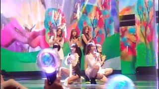 GFRIEND (여자 친구) - NAVILLERA (너그리고나) fancam by Dila @ Shopee …