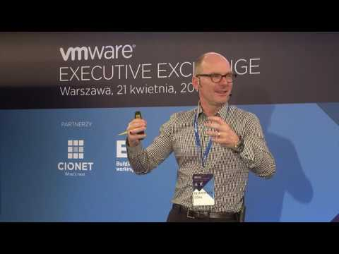 Keynote Speech, Jörg Reckhenrich. VMware Executive Exchange, 21st April 2016, Warsaw
