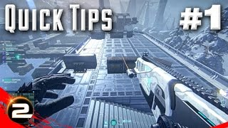 Quick Tips for New Players (#1) - PlanetSide 2 Gameplay